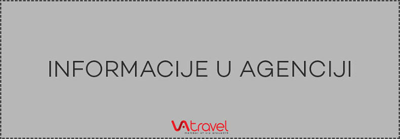 Informacije u Agenciji VIA Travel 019